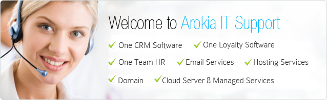 Arokia IT Support